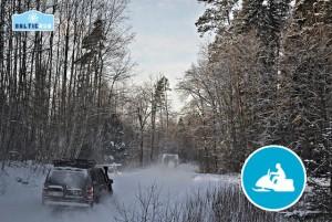 Traffic rules in Estonia Off-road path