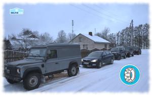 Traffic rules in Estonia snowchains