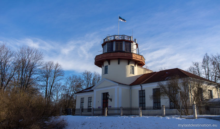 Tartu observatory