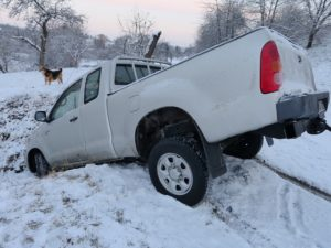drive like a pro in the snow