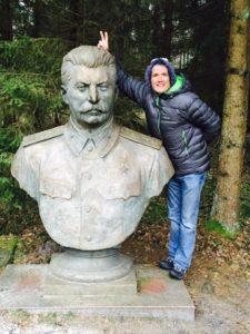 Baltic Run Stalin
