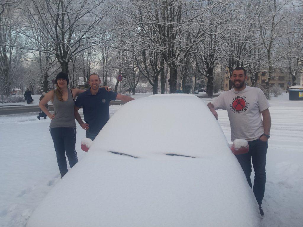 baltic run minimal assistance rally