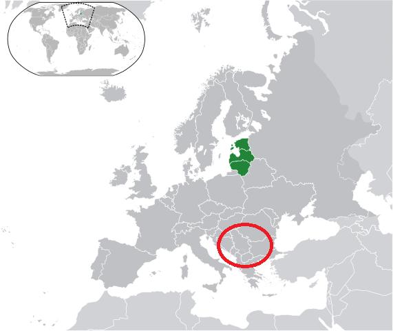 balkans baltics