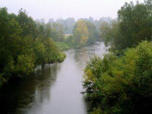 rivers of latvia